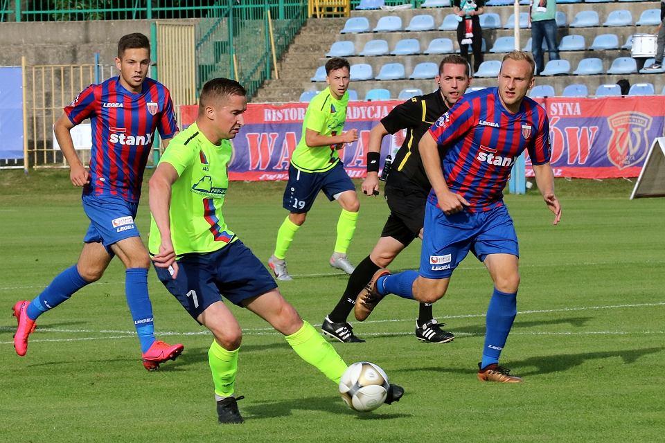 Sobota, 19 września 2020 r. Piłkarska trzecia liga: Warta Gorzów - Polonia Bytom 0:3 (0:1)