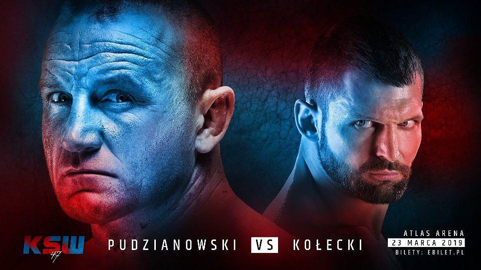 KSW 47. Mariusz Pudzianowski - Szymon Kołecki