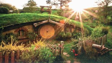 Hotel - domek Hobbita w holenderskim Castricum