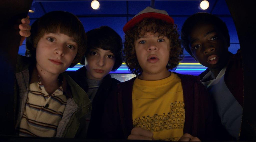 'Stranger Things' sezon 2.