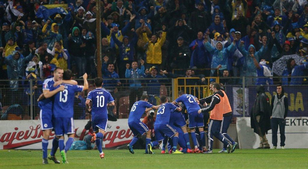 Bośnia - Walia 2:0