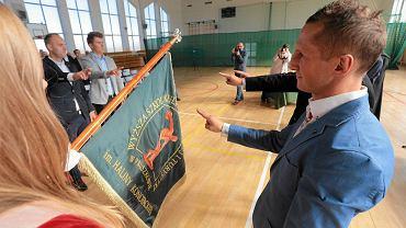 W Lubiczu odbyła się inauguracja Wydziału Zamiejscowego Wyższej Szkoły Kultury Fizycznej i Turystyki w Pruszkowie