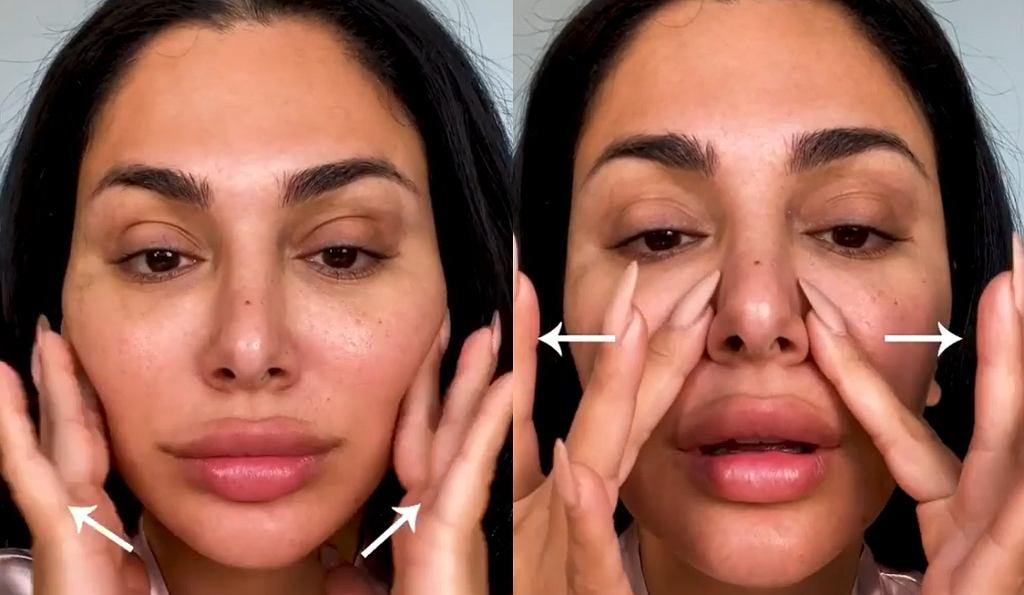 Ten prosty masaż twarzy sprawi, że pozbędziesz się zmarszczek, ujędrnisz i optycznie wyszczuplisz buzię