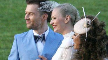 Ślub Adama Sztaby i Doroty Szelągowskiej