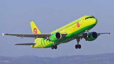 S7 Airlines (znane także pod nazwą Siberia Airlines)