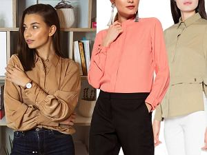 klasyczne koszule damskie / mat. partnera / www.instagram.com/juliawieniawa/