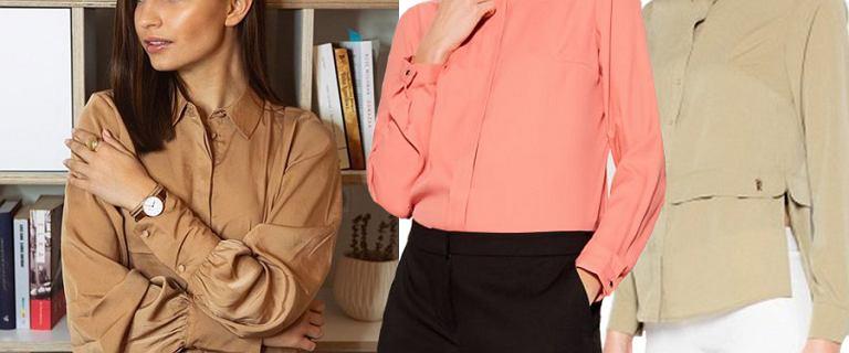 Klasyczne koszule w stylu Julii Wieniawy. Ten element garderoby powinien zagościć w każdej kobiecej szafie