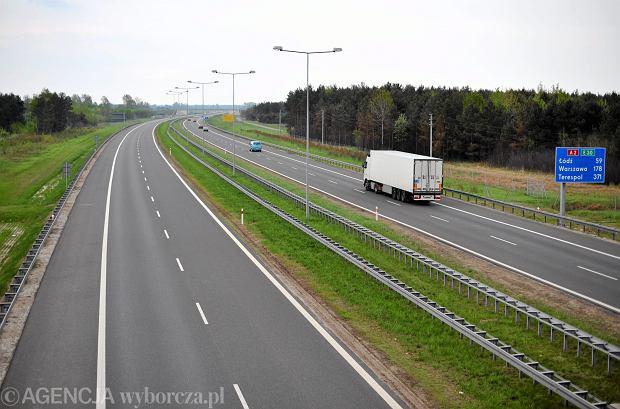 Sąd UE: Skarb Państwa miał rację, odbierając 1,3 mld zł Autostradzie Wielkopolskiej