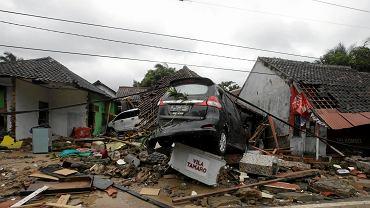 Tsunami w Indonezji. Możliwy kolejny kataklizm, władze ostrzegają
