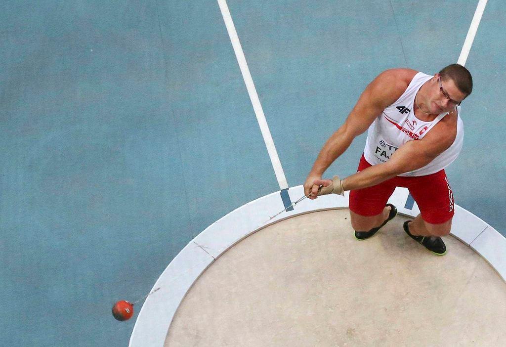 Paweł Fajdek zdobył złoty medal MŚ w Moskwie