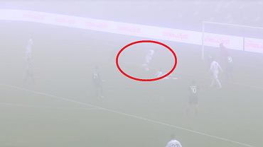 Karol Linetty strzela gola dla Torino
