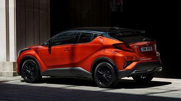 Toyota C-HR Facelifting 2020