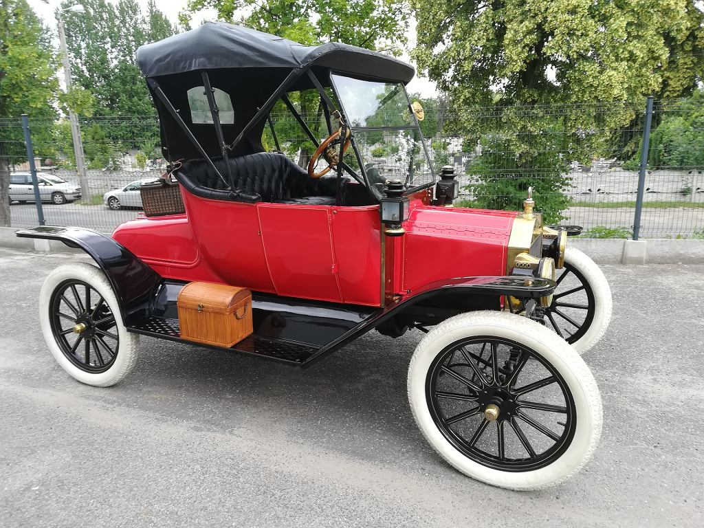 Ford T z 1913 r.