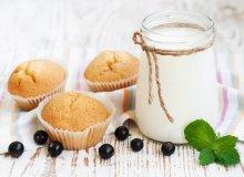 Muffiny jogurtowe - ugotuj