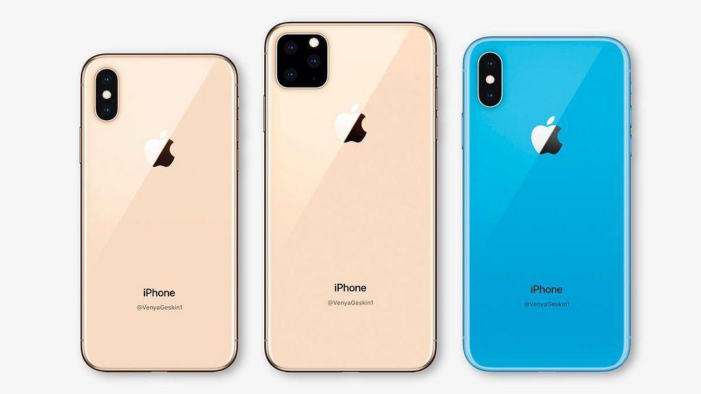 iPhone - rendery
