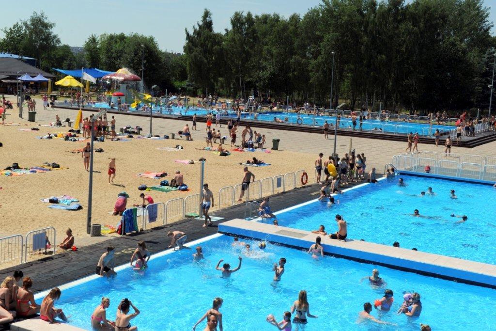 Park wodny w Polkowicach (fot. mat. urzędu miasta)