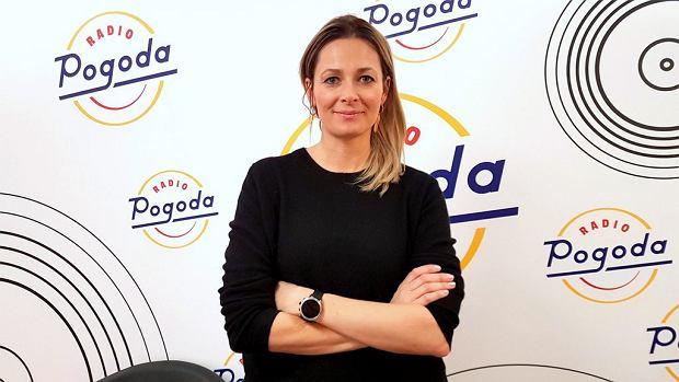 Odeta Moro w Radiu Pogoda, wywiad