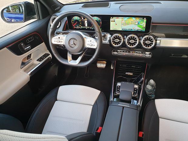 Nowy Mercedes GLB