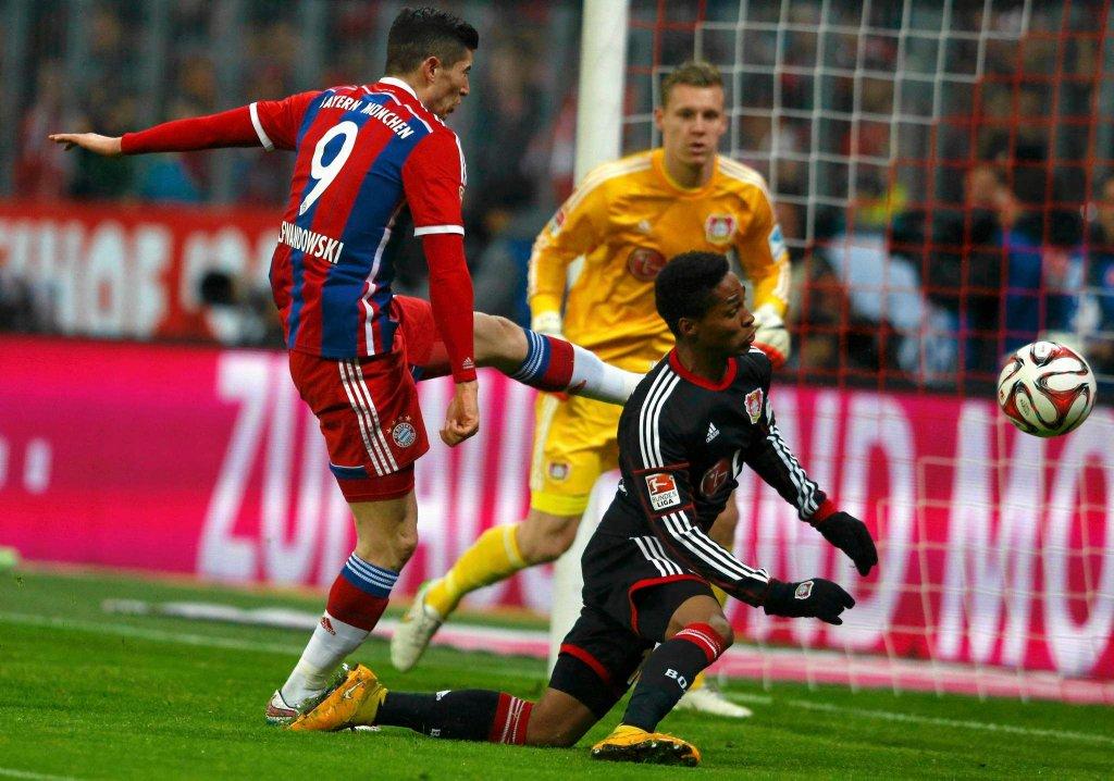 Bundesliga. Bayern - Bayer 1:0