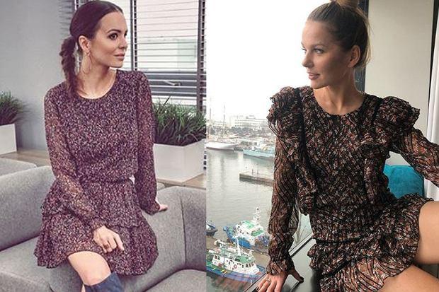 sukienki na wiosnę / www.instagram.com/aniawendzikowska/www.instagram.com/paulinasykutjezyna/