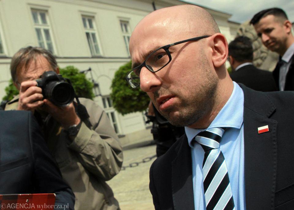 Krzysztof Łapinski