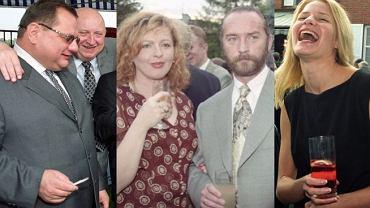 Ryszard Kalisz, Józef Oleksy, Magda Gessler, Piotr Gessler, Małgorzata Kożuchowska