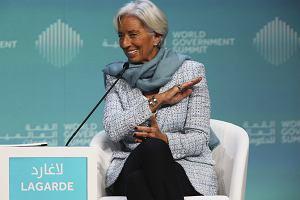 Szefowa MFW ostrzega przed przepaścią między północą a południem UE
