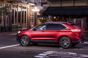 Nowy Ford Edge - cennik 2019. Amerykański SUV w polskiej ofercie