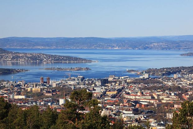 Oslo Norwegia / shutterstock