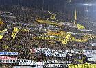 Kibice Borussii Dortmund skrytykowali RB Lipsk. Wymowna oprawa