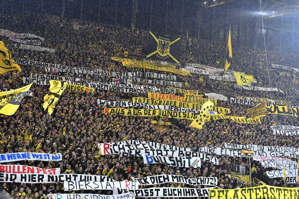 Borussia Dortmund - RB Lipsk