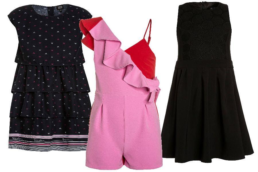 Markowe ubrania dla dziewczynek