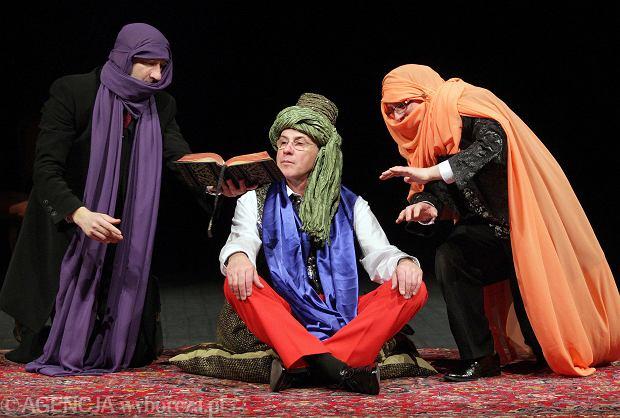 Zdjęcie numer 25 w galerii - Przypominamy role Piotra Machalicy w Teatrze im. Mickiewicza w Częstochowie [ZDJĘCIA]