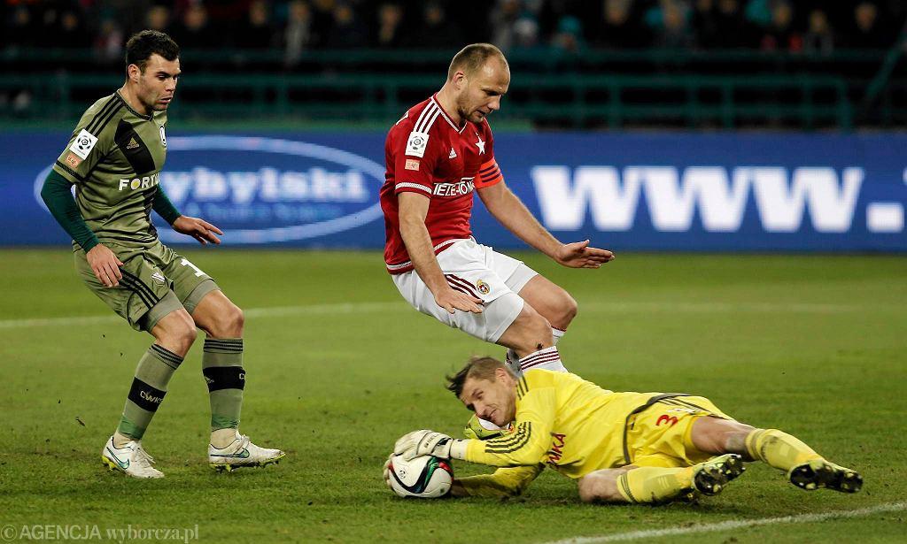 Wisła - Legia 0:2