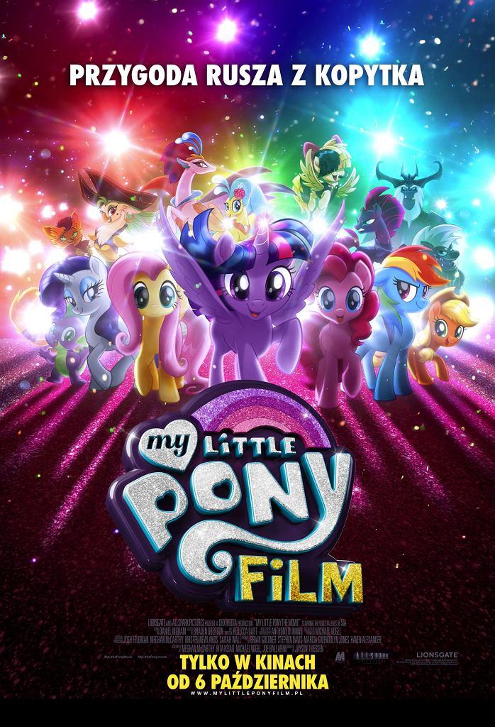 'My Little Pony. Film' w kinach od 6 października