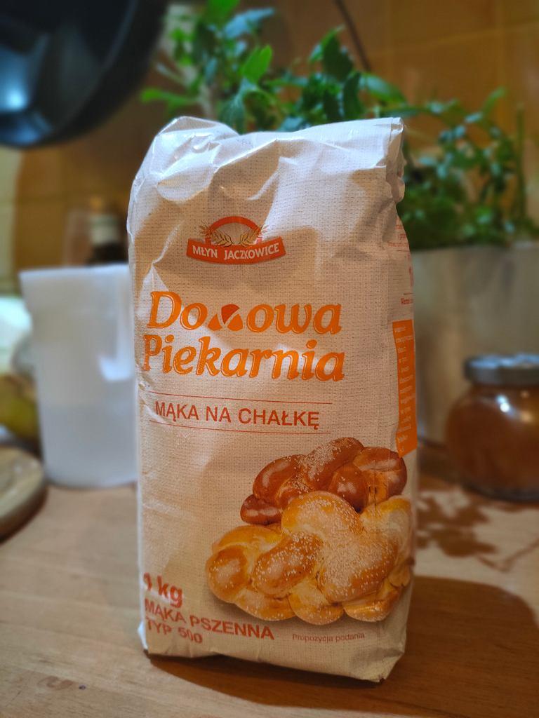 Mąka na chałkę z Jaczkowic