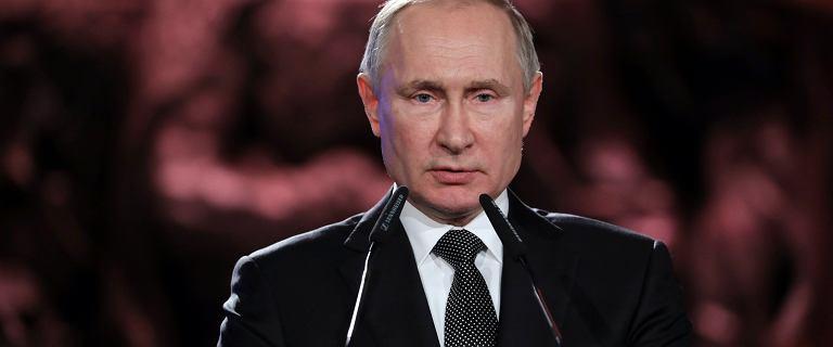 Putin w Jerozolimie: Wspólnicy nazistów okrucieństwem często prześcigali swych panów
