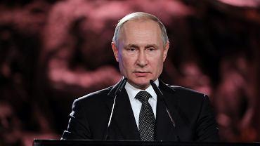 Putin w Jerozolimie