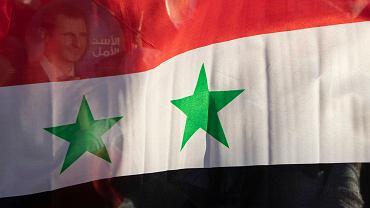 Flaga Syrii (zdjęcie ilustracyjne)