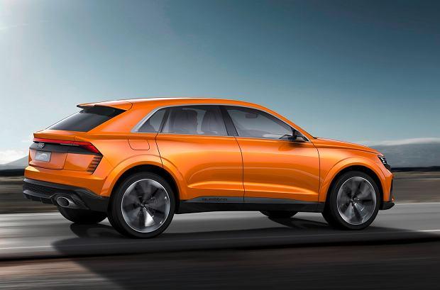 Audi Q8 bez kamuflażu. Premiera lada moment!