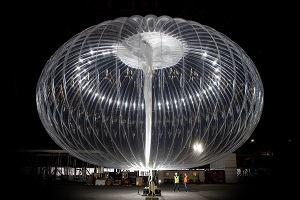 Google spuszcza powietrze. Nie dostaniesz internetu z balonów