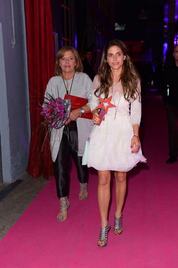 Weronika Rosati i Teresa Rosati