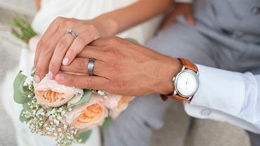 ślub zdjęcie ilustracyjne