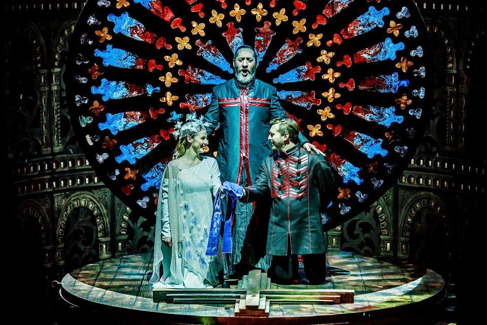 'Romeo i Julia' w reż. Michała Znanieckiego w Operze Śląskiej w Bytomiu