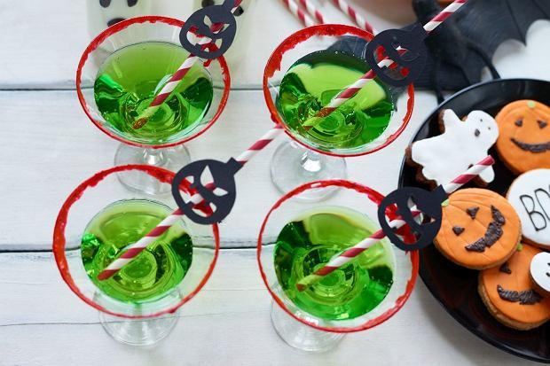 Koktajl zombie - drinki na Halloween 2017