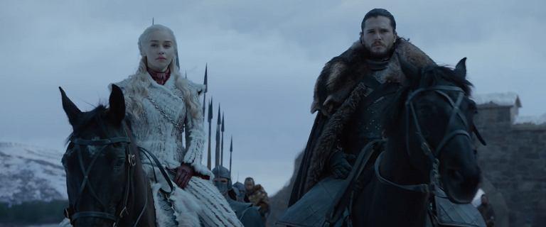 Emilia Clarke tłumaczy reakcję Daenerys na to, co powiedział jej Jon Snow