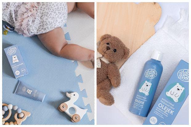 Kosmetyki dla dzieci BabyBoom,