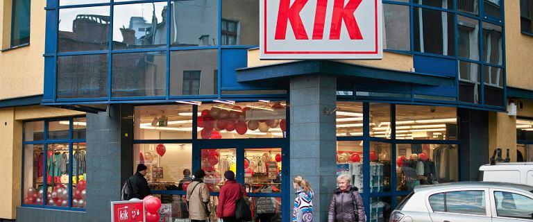 KiK otwiera kolejne sklepy. Chce otworzyć 60 nowych placówek