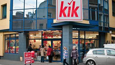Sklep KiK (zdjęcie ilustracyjne)