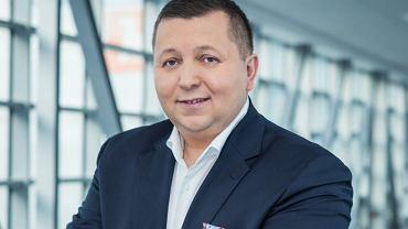 nowy prezes MTP Tomasz Kobierski
